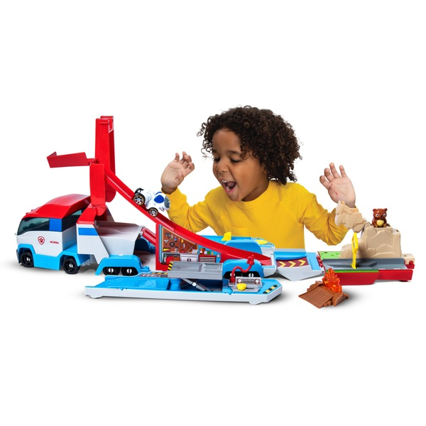 PAW Patrol True Metal Launch 'n Hall PAW Patroller