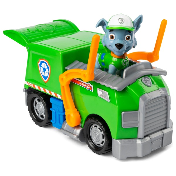PAW Patrol Rocky Recycle Truck