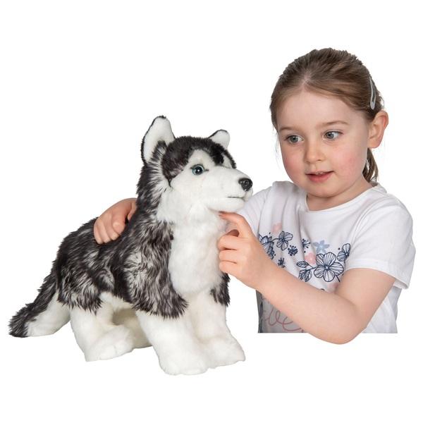 33cm Finn the Husky Plush