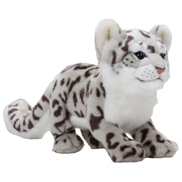 29cm Lucky the Snow Leopard Plush