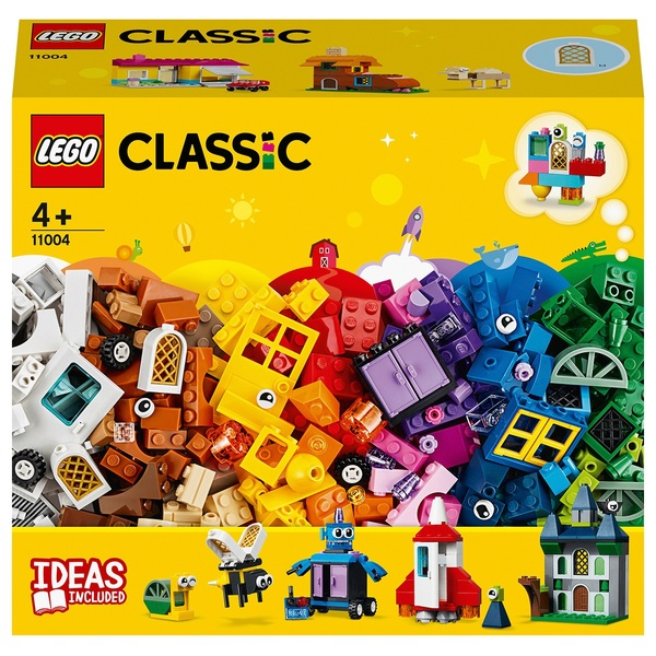 LEGO 11004 Classic Windows of Creativity Brickset