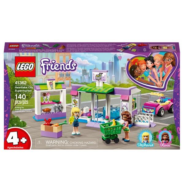 LEGO 41362 Friends Heartlake City Supermarket Playset