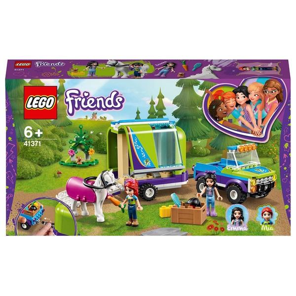 LEGO 41371 Friends Mia's Horse Trailer - Stable Extension Set
