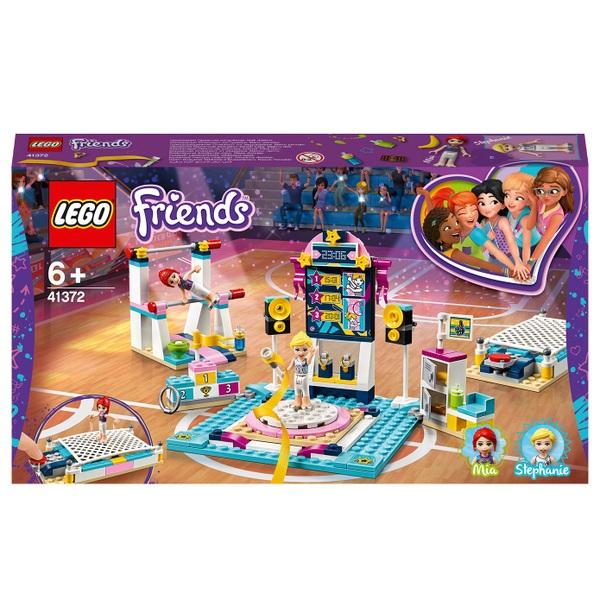 LEGO 41372 Friends Stephanie's Gymnastics Show Playset 41762