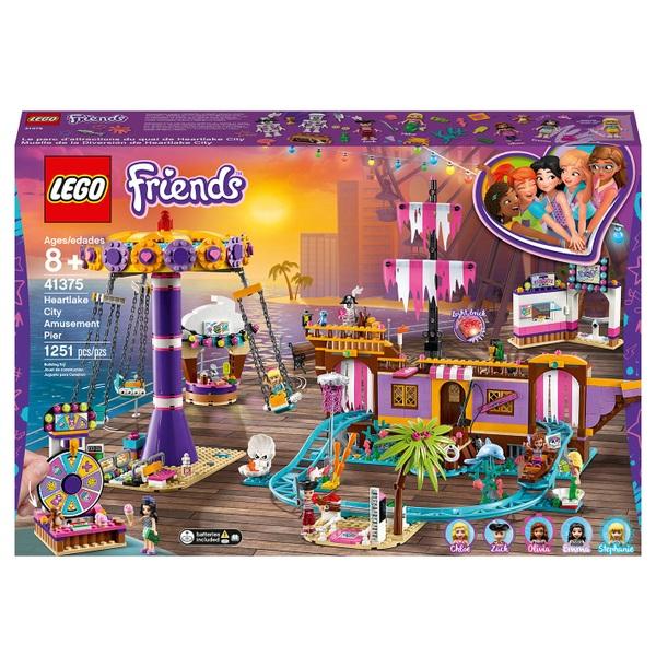 LEGO 41375 Friends Heartlake City Amusement Pier Set