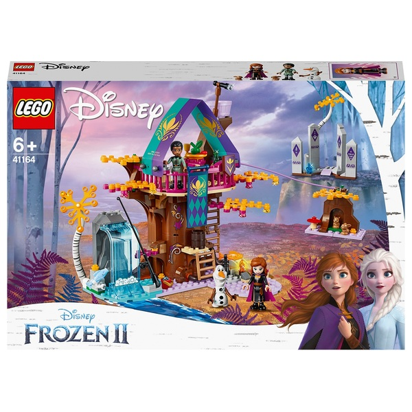 LEGO 41164 Disney Frozen II Enchanted Treehouse Toy Set