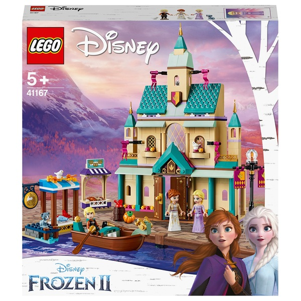 LEGO 41167 Disney Frozen II Arendelle Castle Village Playset