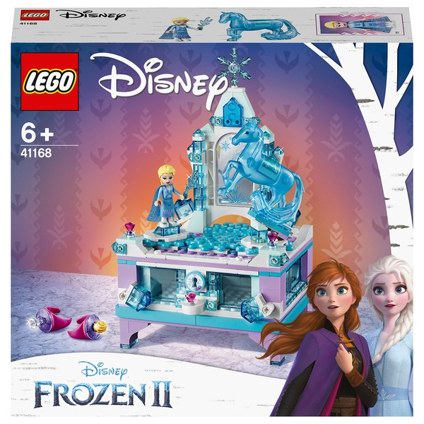 LEGO 41168 Disney Frozen II Elsa's Jewellery Box Creation Set