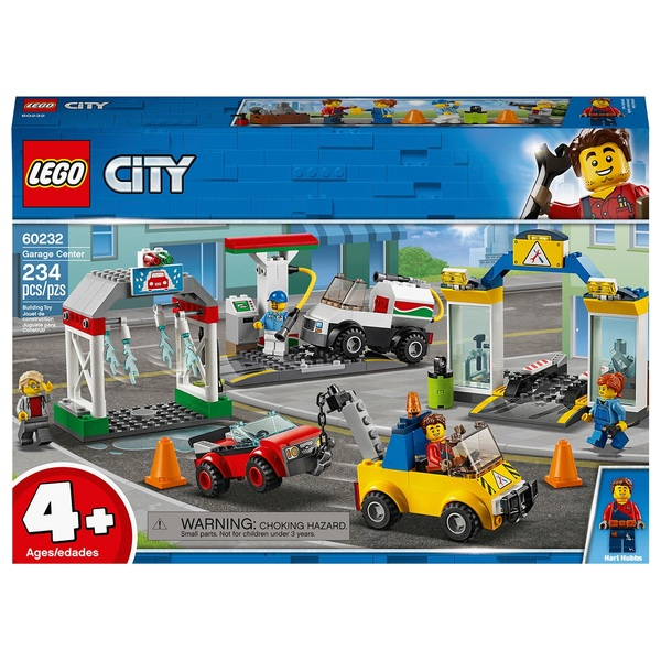 LEGO 60232 City Town Garage Center Cars Set