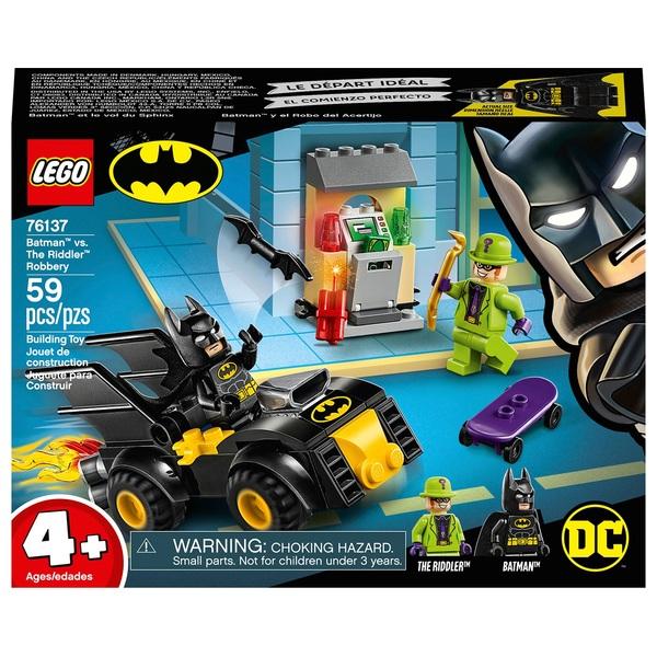 LEGO 76137 DC Comics Batman vs. The Riddler Robbery