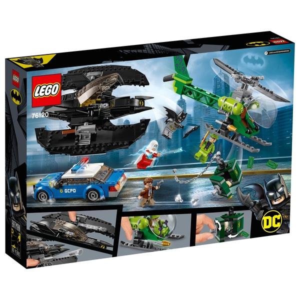 LEGO 76120 DC Comics Batman Batwing and The Riddler Heist - LEGO DC Comics  Super Heroes Ireland