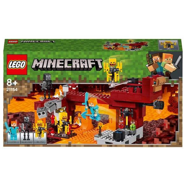LEGO 21154 Minecraft The Blaze Bridge
