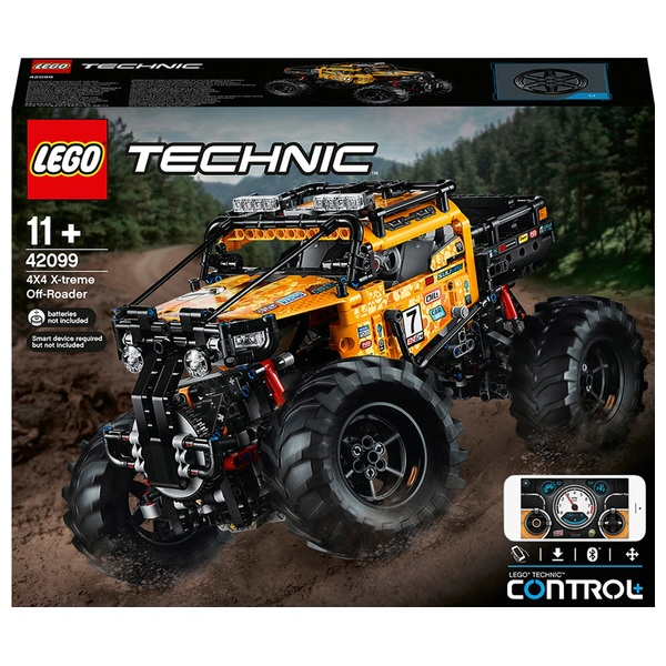 LEGO 42099 Technic 4X4 X-treme Off-Roader