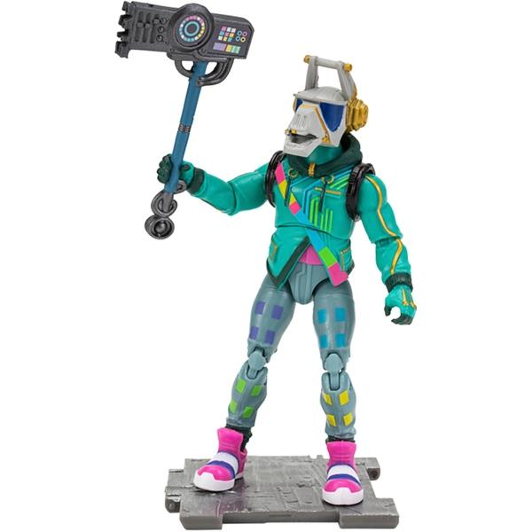 Fortnite DJ Yonder - Solo Mode 10cm Core Figure Pack