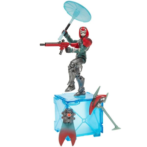 Fortnite Early Game Survival Kit Vendetta Figure Pack