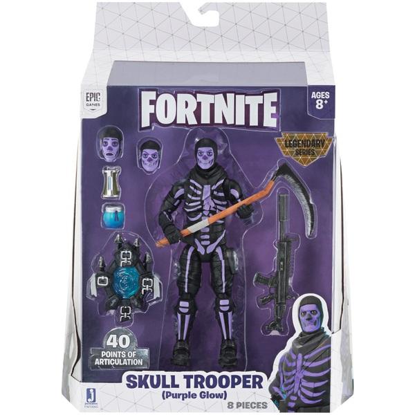 Fortnite Legendary Series 15cm Figure Pack Skull Trooper - Fortnite Action  Figures Ireland