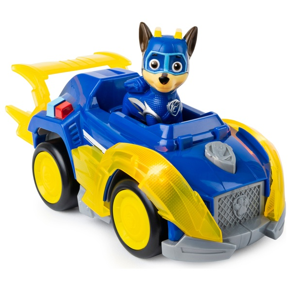 PAW Patrol Mighty Pups Super Paws Deluxe Vehicle - Chase