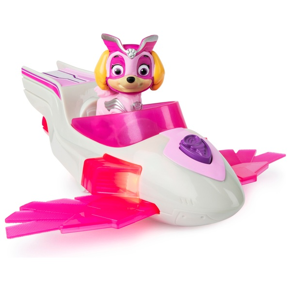 PAW Patrol Mighty Pups Super Paws Deluxe Vehicle - Skye