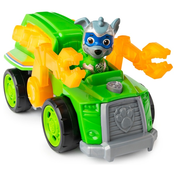 PAW Patrol Mighty Pups Super Paws Deluxe Vehicle - Rocky