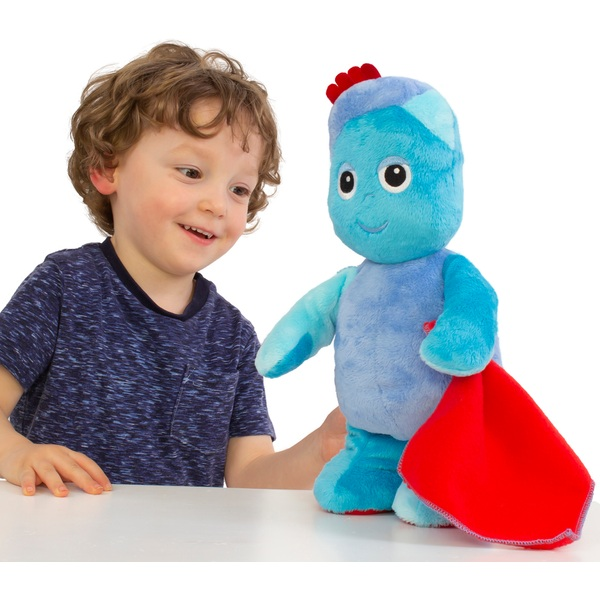In The Night Garden Dancing Igglepiggle Soft Toy