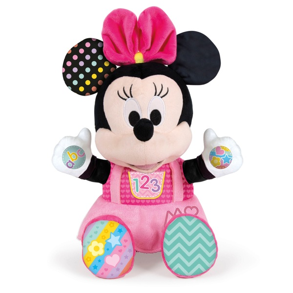 Baby Clementoni Disney Minnie Interactive Plush