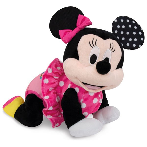 Clementoni Disney Baby Minnie Crawl with me