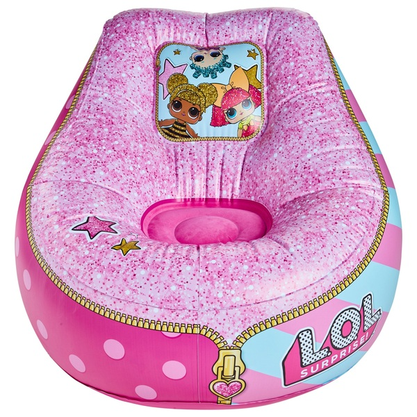 L.O.L Surprise! Chill Out Inflatable Chair