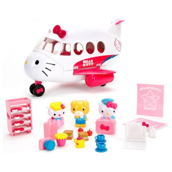 Hello Kitty Jet Plane Playset - Other Preschool UK