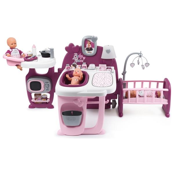 Baby Nurse Doll's Play Centre