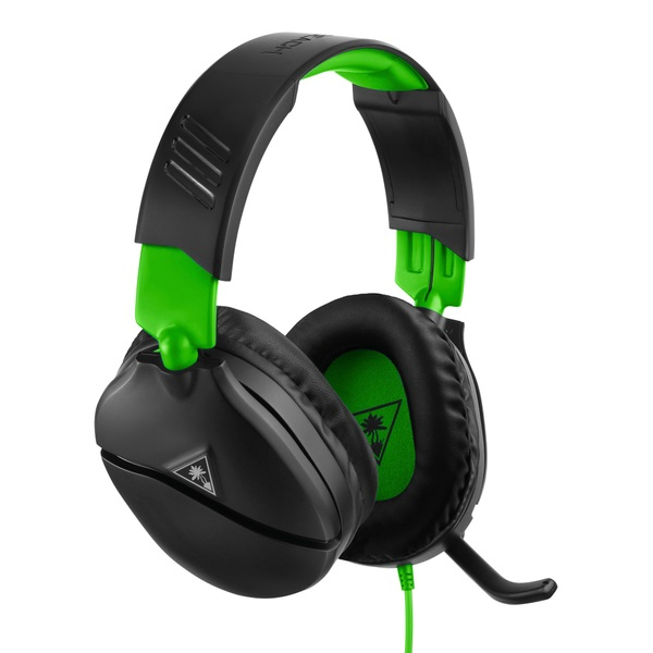 Turtle Beach Recon 70x Gaming Headset for Xbox, PS4, Switch, PC