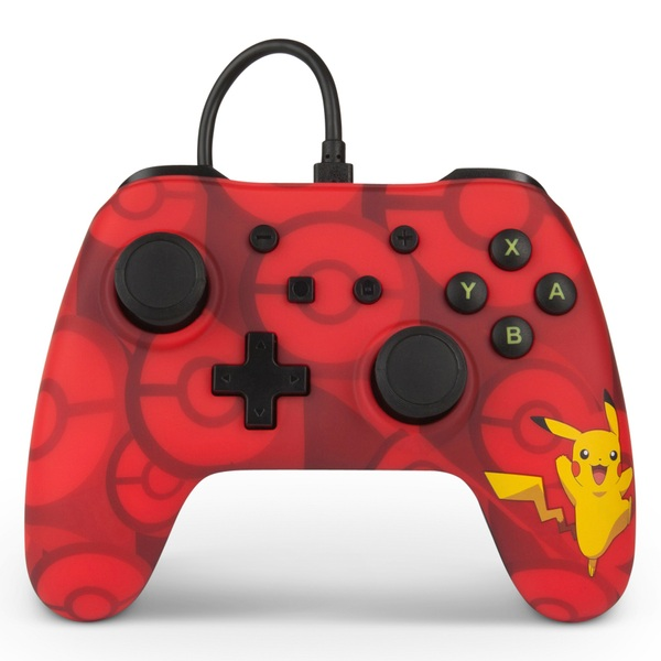 Pikachu - Wired Controller for Nintendo Switch