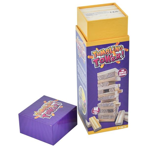 Timberrr Tumbling Tower