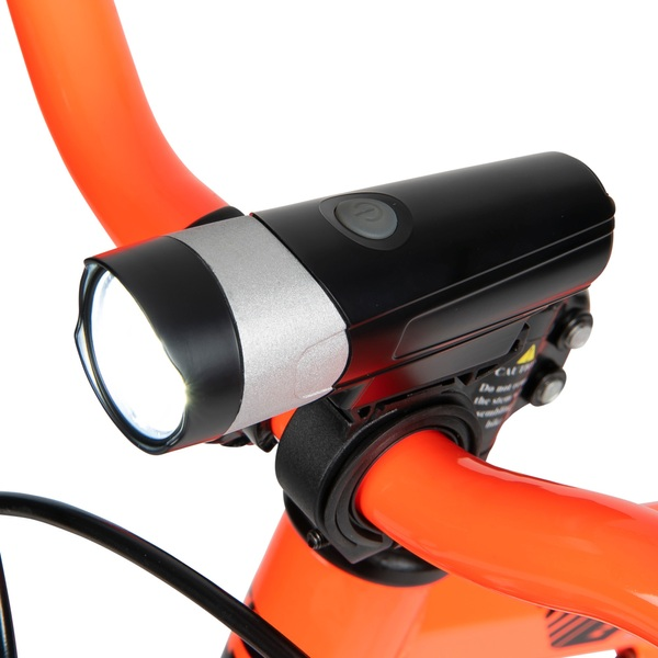 Front Bike Light Rechargeable