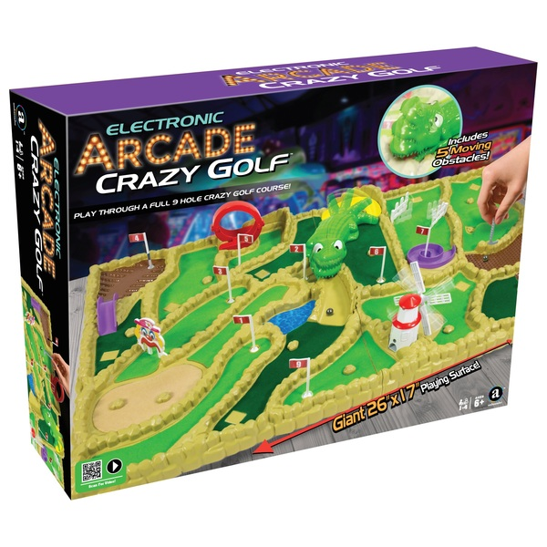 Electronic Arcade Crazy Golf