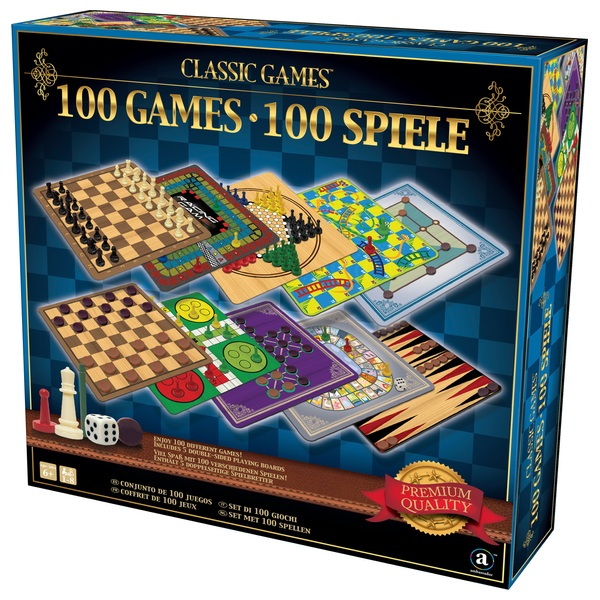 Classic Games Collection - 100 Game set