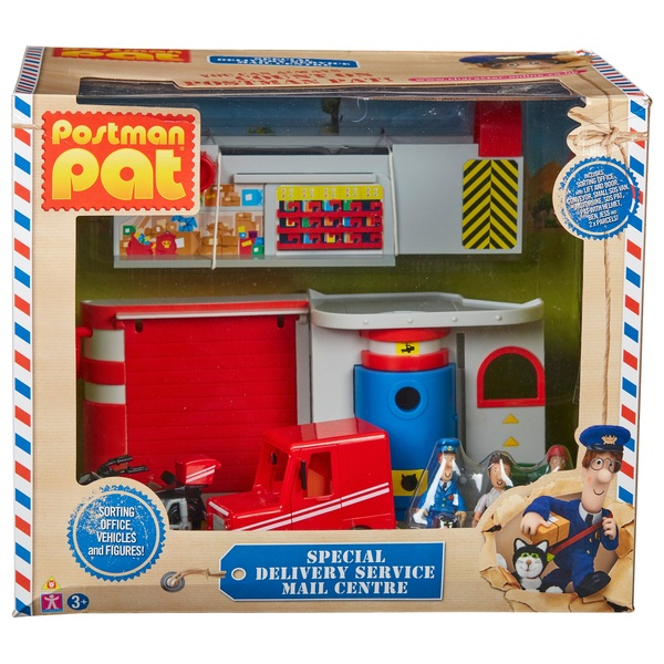 Postman Pat Special Delivery Playset - Other Preschool Ireland