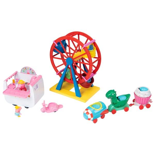 Peppa Pig Theme Park Playset