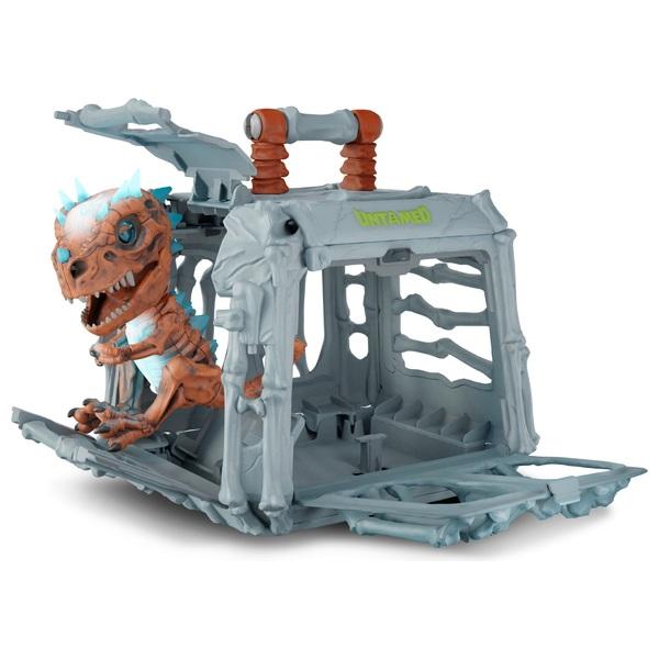 Untamed Skeleton Jailbreak Playset Krypton (Bronze with Blue Glow)