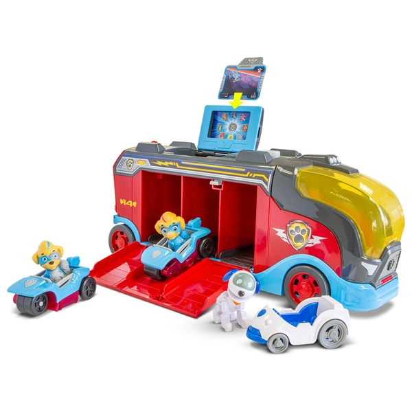 PAW Patrol Mighty Pups Super Paws Twins Mighty Cruiser