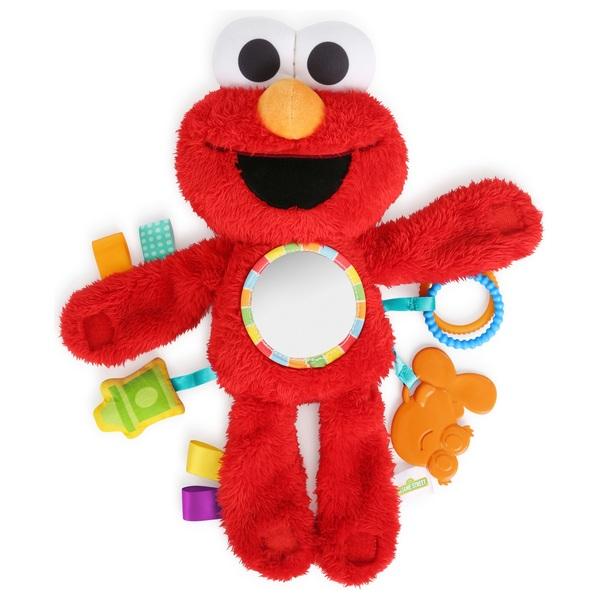 Sesame Street Elmo Travel Buddy