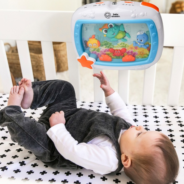 5c276fe3509 Baby Einstein Sea Dreams Soother Crib Toy - Cot Toys & Mobiles UK