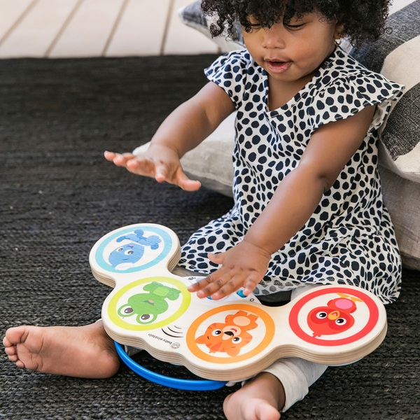Baby Einstein's Hape Magic Touch Drums