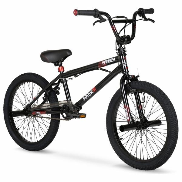 20 zoll bmx fahrrad hyper spinner schwarz fahrr der 20 zoll deutschland. Black Bedroom Furniture Sets. Home Design Ideas
