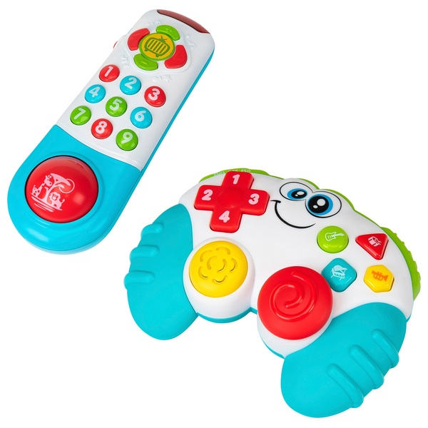Big Steps Play My First Remote Control and Game Controller