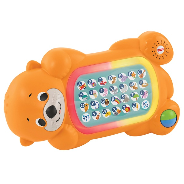 Fisher-Price Linkimals A-to-Z Otter