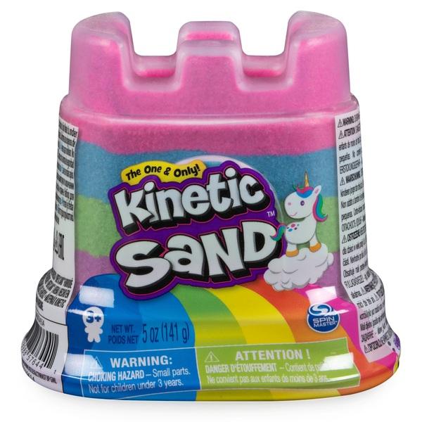 Kinetic Sand Rainbow Unicorn Single Container