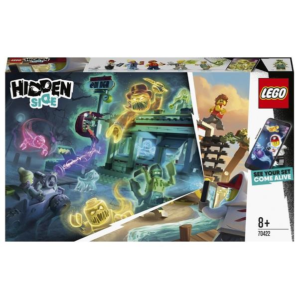 LEGO 70422 Hidden Side Shrimp Shack Attack AR Games Set