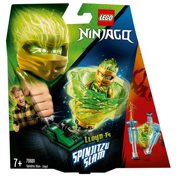 LEGO 70681 Ninjago Spinjitzu Slam Lloyd - LEGO Ninjago UK
