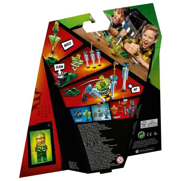 picked up the latest big sale LEGO 70681 Ninjago Spinjitzu Slam Lloyd - LEGO Ninjago | Smyths Toys UK