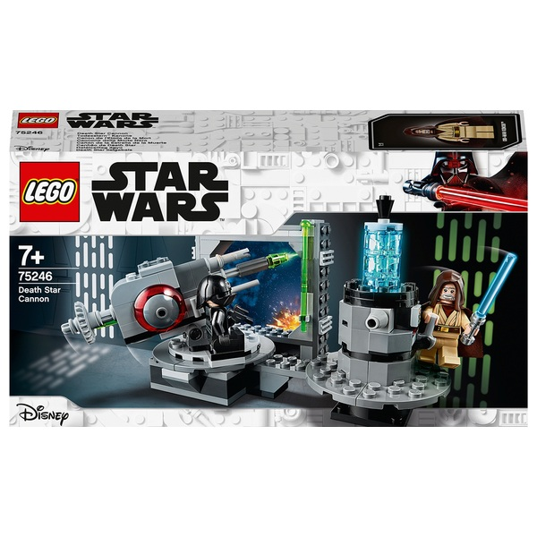 LEGO 75246 Star Wars Death Star Cannon Building Set